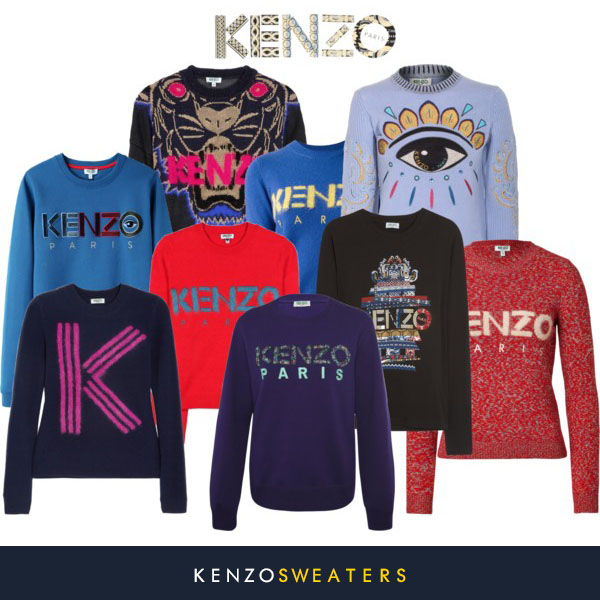 kenzo sweaters dames. Black Bedroom Furniture Sets. Home Design Ideas